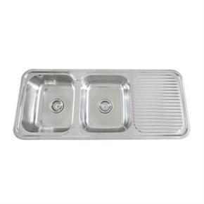 Kjøkkenvask Nordic Tech Safir NS 801