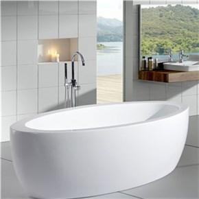Badekar Bathlife Bekväm Frittstående