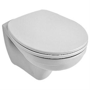 Vegghengt Toalett Gustavsberg Omnia Compact