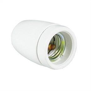 Lampeholder Malmbergs E27 Porselen Jordet