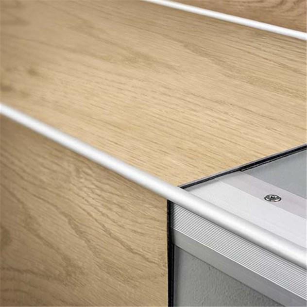 Trappenese Pergo Til Vinylgulv Aluminium 918119361